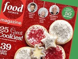 food network magazine december 2012 recipe index recipes and