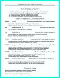 Construction Manager Resume Examples by Medical Student Cv Sample Resume Template Pinterest Medical