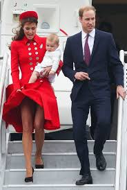 dress weights a photo album for prince george s new zealand tour royal