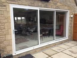 Aluminium Patio Doors Amazing Of Triple Sliding Patio Doors Sliding Glass Patio Doors
