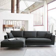 Simple Black Sofa Set Minimalist Living Room Design In Black With Marble Flooring