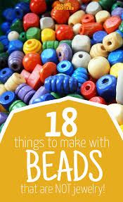 18 things to make with beads that aren u0027t jewelry moms and crafters