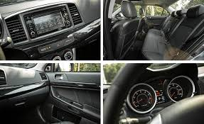 Lancer Sportback Interior Mitsubishi Lancer Reviews Mitsubishi Lancer Price Photos And
