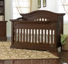 Dark Wood Cribs Convertible by Bedroom Inspiring Nursery Furniture With Snazzy Bonavita Baby