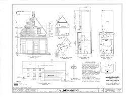 file dutch gable house 674 broadway albany albany county ny