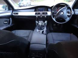 bmw 520 177 bhp se 520d diesel manual black like m sport 530 audi