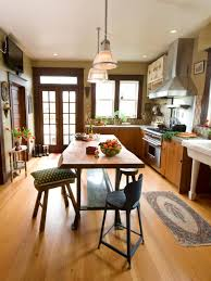 The Kitchen Design by A Century Old Kitchen Comes To Life Hgtv