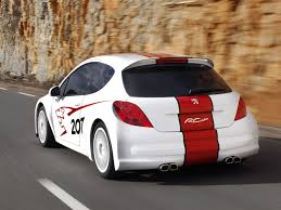 peugeot 207 rally 2006 peugeot 207 rcup peugeot supercars net