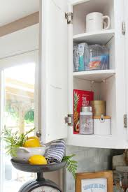 outside corner kitchen cabinet ideas how to organize kitchen cabinets clean and scentsible