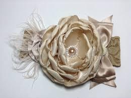 tiara de bautizo beich oscuro plumas perlas video no 282 youtube