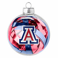 arizona wildcats decorations ua decor ornaments