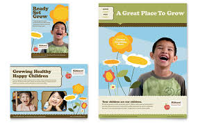 play school brochure templates school brochure design ideas fieldstation co