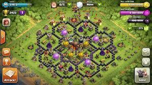 Home Design Game Levels Clash Of Clans Base Designs Town Hall Level 6 1337 Wiki