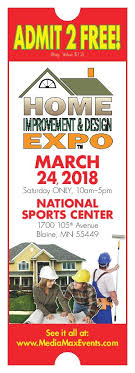 home improvement design expo blaine mn vip mediamax events