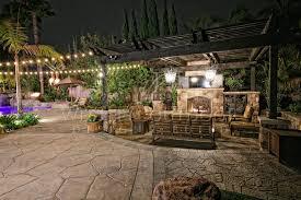 Sunken Patio Sunken Or Raised Patios Hardscape Gallery Western Outdoor Design