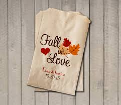 personalized wedding favor bags wedding favor bags fall in favor bags personalized
