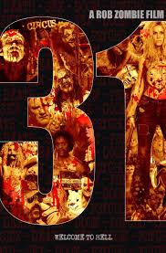rob zombie u0027s u002731 u0027 poster welcomes you to hell sundance u002716