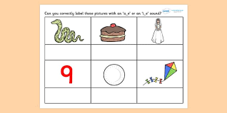 phase 5 worksheets primary letters and sounds page 1