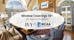 ivy webinar window treatments 101 for interior designers ivy