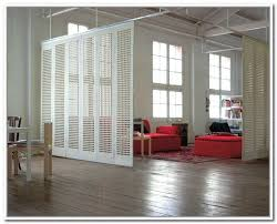 Sliding Room Divider New 28 Hanging Room Dividers On Tracks Curtain Dividers For