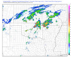 Okc Map The Science Behind The Oklahoma And Arkansas Tornadoes Of March 25