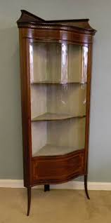 Curio Display Cabinets Uk Maximize Your Area With A Top Quality Corner Display Cabinet