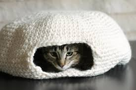 knitting pattern cat cave 14 knit and crochet projects for your cat style motivation