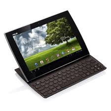 android tablets with keyboards asus announces android tablet with integrated keyboard the gadgeteer