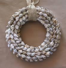 seashell wreath seashell wreath fall wreath sea shell wreath door wreath