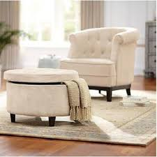 home decorators collection emma seagreen storage ottoman