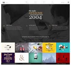 Art Portfolio Design Creative Portfolio Wordpress Themes Best Of 2017