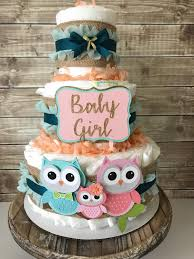 owl baby girl shower decorations owl cake for owl baby shower centerpiece owl baby