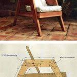 new ideas wooden beach chair plans 25 best outdoor furniture plans