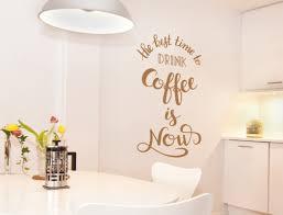 esszimmer auf englisch englischer kaffee wandspruch küche und esszimmer wandtattoo