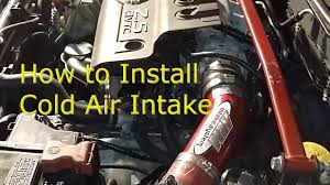 nissan frontier idle relearn part 3 sentra spec v how to install cold air intake and engine