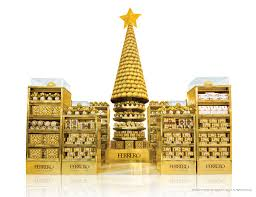 ferrero si e social ferrero rocher golden display pallet point of