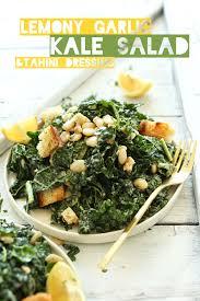 white bean kale salad minimalist baker recipes