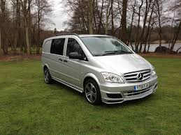 speedmonkey driven mercedes benz vito sport x