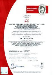 bureau veritas mumbai office welcome to unifab engineering projects pvt ltd