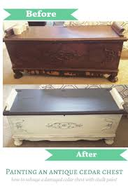 Homemade Toy Box by Best 25 Cedar Chest Redo Ideas Only On Pinterest Refinish Hope