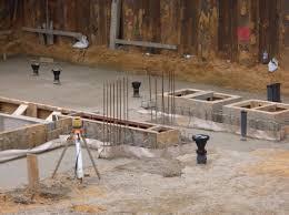 bulletin 11 the basement drains and floor slab ridge end