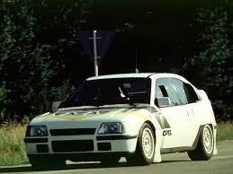 opel kadett 1970 opel kadett rallye 4x4 gr b 1985 u2013 old concept cars