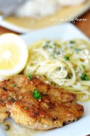Chicken Piccata Cooking Light Chicken Piccata Life In The Lofthouse