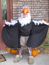 pre historic terror bird costume bird costume homemade costumes