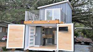 Tiny Home Design Modern Tiny Home Shipping Container Modern Urban Small House Design