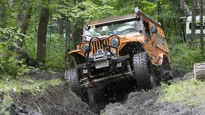 jeep cj8 finding carnage and camaraderie on the rugged back roads of
