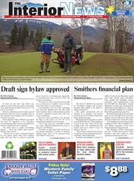 Smithers Interior News Obits Smithers Interior News March 30 2016 By Black Press Issuu