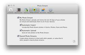 icloud photostream for android iphoto 11 importing images from your ios device when my photo