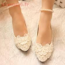 chaussures plates mariage 72 chaussures pour femmes chaussures de mariage fleurs