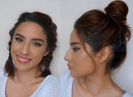 heatless hairstyles 5 heatless hairstyles for short hair quick easy cute lazy